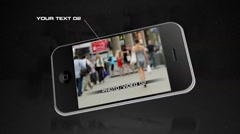 Stock After Effects of Muti Phone 15s Commercial - After Effects Template