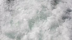 Water Splash Close-up Stock Footage