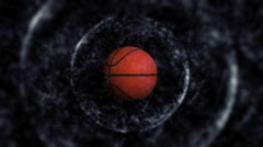 Basket Background 9 - HD1080 Stock Footage