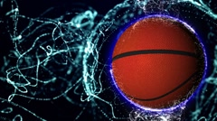 Basket Background 8 - HD1080 Stock Footage