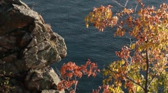 Cliff Stock Footage