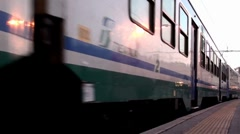 Train Stock Footage