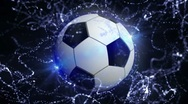 Stock Video Footage of Football Background 7 - HD1080