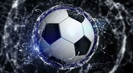 Stock Video Footage of Football Background 10 - HD1080