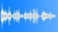 HEADSHAKE, CARTOON - sound effect