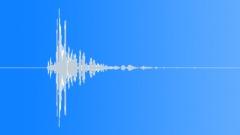 HIT, CARDBOARD - sound effect