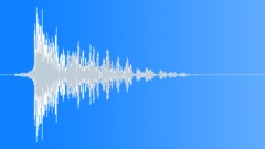 HIT, DULL - sound effect