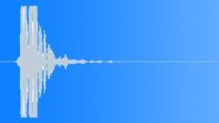 HIT, HOLLOW Sound Effect
