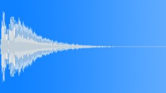 HIT, LOW FREQUENCY Sound Effect