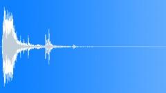 HIT, ROCK - sound effect