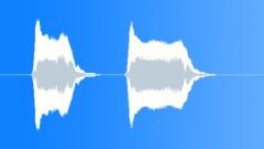HORN, AIR - sound effect