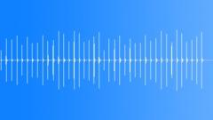HUMAN, CLAP - sound effect