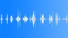HUMAN, DRINK - sound effect