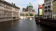 Stock Video Footage of berliner dom