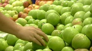 Stock Video Footage of Greengrocery