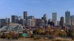 Sunny Denver intervallikuvaus Arkistovideo