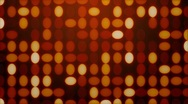 Red ellipse background Stock Footage