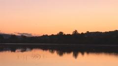 sunset 21 - stock footage