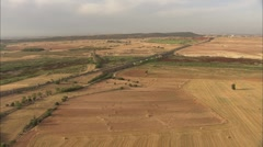 Countryside of Castilla 5 Stock Footage