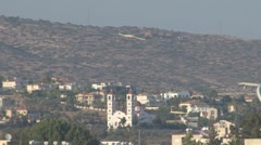 Landscape of Cyprus Stock Footage
