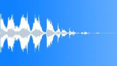 Science fiction laser - shards Sound Effect