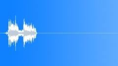 Science fiction laser - activate 1 Sound Effect