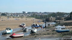 Bude, Cornwall Stock Footage