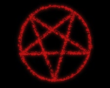 Pentagram2 - stock footage