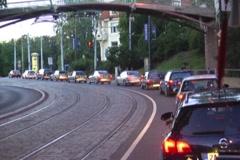 City Transportation - stock footage