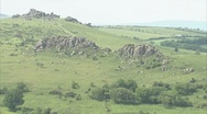 Stock Video Footage of Tors on Dartmoor