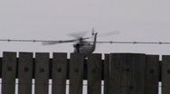 Military Helicopter 01 Stock Footage
