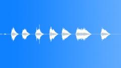 Pulse mixing blender - sound effect