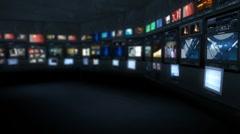 Virtual studio 10 - stock footage