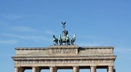 Stock Video Footage of Brandenburg Tor