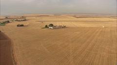 Countryside of Castilla 30 Stock Footage