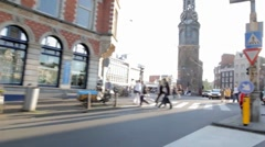 Amsterdam 2.mp4 - stock footage