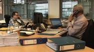 Office people Stock Footage