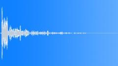 Distant big explosion - low - sound effect