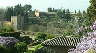 Stock Video Footage of Alhambra - 1024x576p (16x9) 29,97 fps - f-jpeg