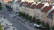 Stare Miasto, Warsaw Old Town, Royal Palace, Castle, Poland, Europe Stock Footage