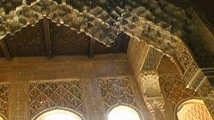 Alhambra - 1024x576p (16x9) 29,97 fps - f-jpeg Stock Footage