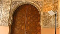 Alhambra - 1024x576p (16x9) 25 fps - f-jpeg Stock Footage