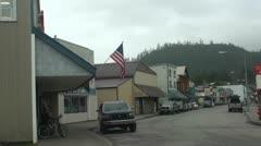 Wrangell, Alaska Stock Footage
