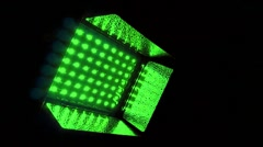 Giving it the green light - go ahead. Stock Footage