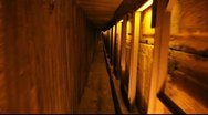 Stock Video Footage of The Western Wall Tunnels, Jerusalem