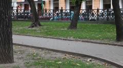 Gogol Boulevard Stock Footage
