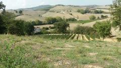 Tuscany, Italy - stock footage