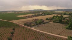 Countryside of Castilla 72 Stock Footage