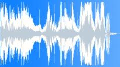 Long alien invasion Sound Effect