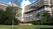 Stock Video Footage of Watergate Building